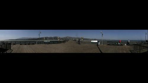 Ventura Coastline from the Pier
