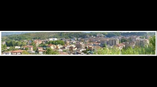 Panorama di Isola del Liri