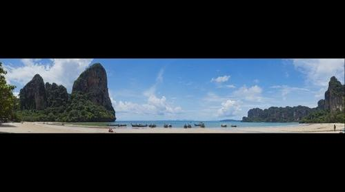Railay Bay, Krabi