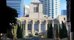 The Los Angeles Public Library, by Bertram Grosvenor Goodhue, with Sculpture by Lee Lawrie.