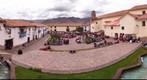 Plaza  San Blas, Cusco, Peru
