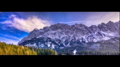 Zugspitze, Eibsee, Garmisch Partenkirschen