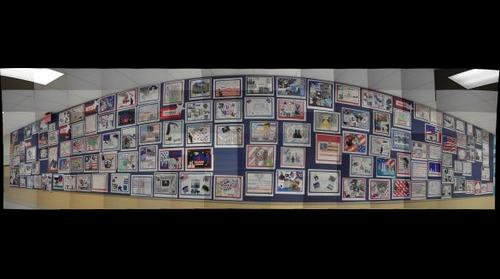 West Hempfield Middle School 9-11 Artwork