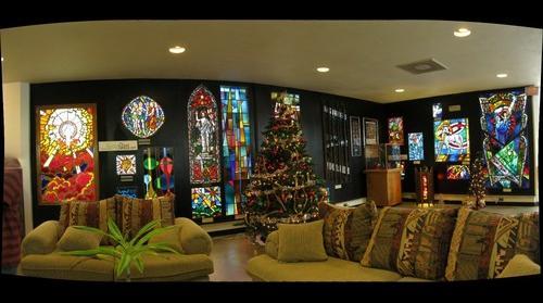 Blenko Glass Museum, Milton, WV
