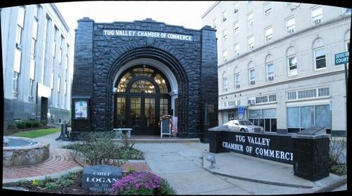 Coal House, Williamson, WV