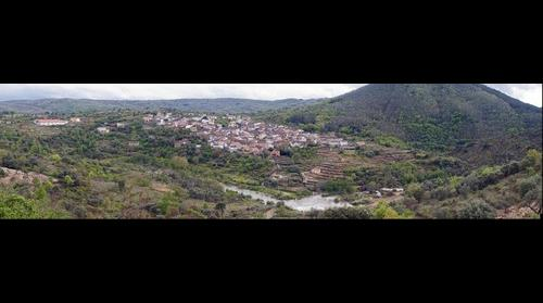San Esteban de la Sierra - Rio Crecido