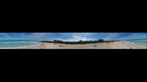 Beach in Santa Maria, Cuba