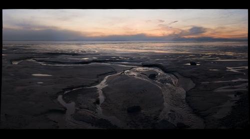 Turnagain Arm Sunset, Alaska
