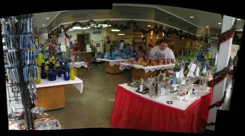 Blenko, Gift Shop, Milton, WV