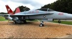 F/A-18 Static Display NAS OCEANA