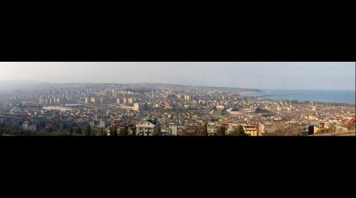 Samsun Panorama