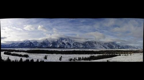 Tetons Winter