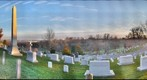 Arlington Cemetery - Christmas Eve 2011