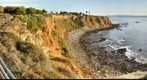 Pt Vicente Lighthouse & Catalina Island - Palos Verdes_CA  December 23-2011  John Post G91 - nearbynature