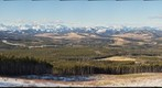 Clearcuts and Mountains of the Clark and Blairmore Ranges