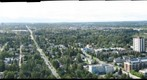 View of Anchorage Alaska, looking south