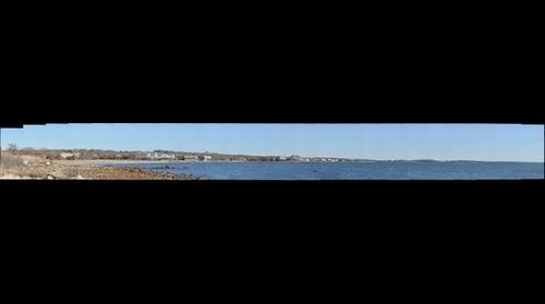 Crescent Beach - Mattapoisett, MA (970 Megapixels)