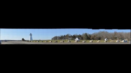 Ned's Point Lighthouse - Mattapoisett, MA