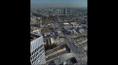 Tel Aviv SkyLine Floor 49