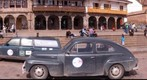 Volvo Rally Line Up, Cusco, Peru
