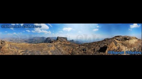 KulangGad atop caves 360