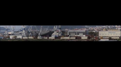 HMAS Canberra (close view)