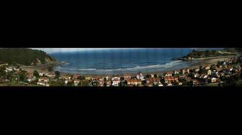 Playa de Sta. Marina - Ribadesella - Asturias - España
