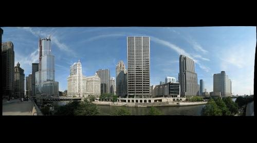Chicago River re-stitch