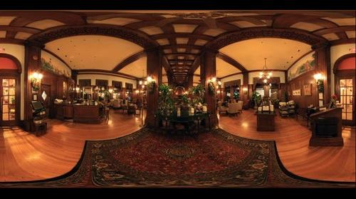 Fairmont Empress Bengal Lounge