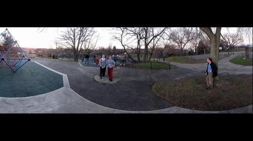 Frick Park, Pittsburgh, PA