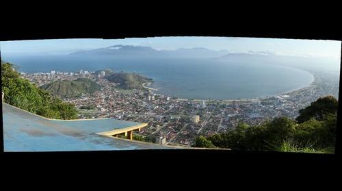 Panorâmica no Morro do Santo Antônio