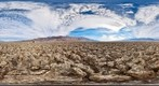 Devil&#39;s Golf Course - 360 VR Panorama