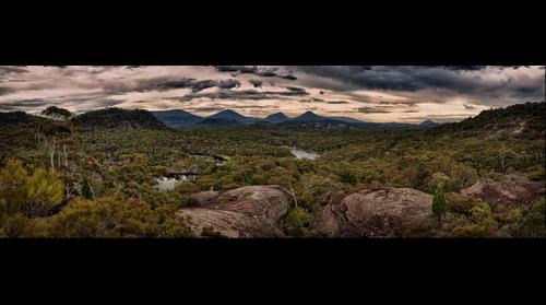 Pagoda Lookout - Dunn's Swamp