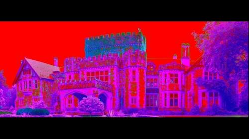 Hatley Castle Lab Color Error