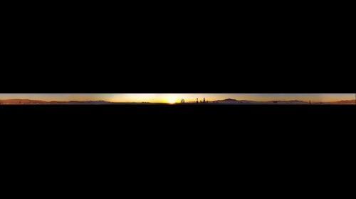 Sunrise, Burning Man 2011