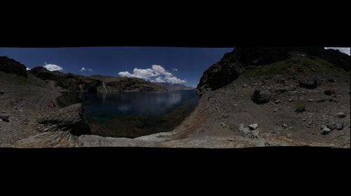 Hangnail Cove, Laguna Negra [Planetary Lake Lander]