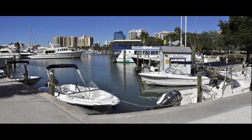 Dock ares Sarasota Bay