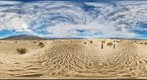 Mesquite Sand Dunes - 360 VR Panorama