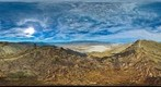 Dante&#39;s View - 360 Spherical Panorama