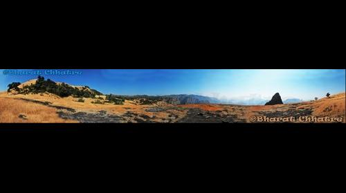 360° View from Railing - Bharat Chhatre