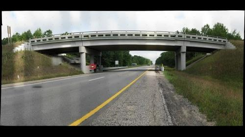 Mannsiding Rd. over I-75 Clare, MI