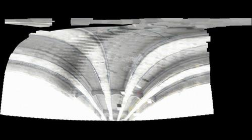 Underside Gigapan [fill in location]
