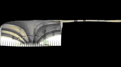 West Underside Bridge Abutment