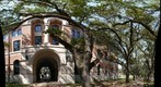 Rice University: Chengwei and Nicole - Pathway to Fondren Library