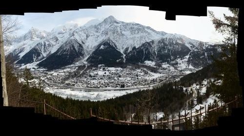 Alps Vista