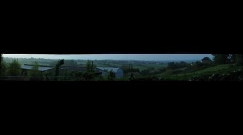Chew Valley overlooking Keynsham
