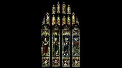 Cirencester Parish Church Stained Glass