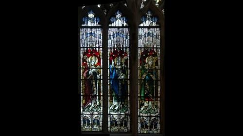 Cinencester Parish Church Stained Glass