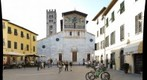 Basilica of San Frediano, Lucca Italy