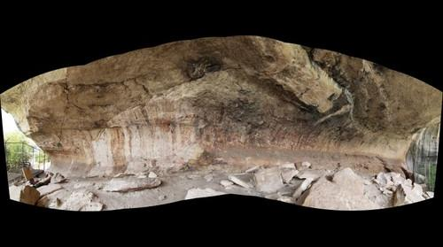 Panther Cave Gigapan 2